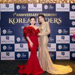 Ca sĩ Dương Linh Tuyết bất ngờ xuất hiện trong sự kiện Korea Leaders