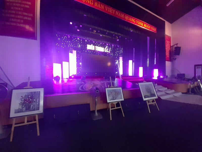 Số tiền 100 triệu đồng từ việc bán đấu giá bức tranh của Họa sĩ Hoàng Trang sẽ được chuyển hết cho đồng bào miền Trung